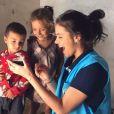 Bruna Marquezine conta que pensou em adotar crianças refugiadas durante viagem ao Líbano e à Jordânia, em 18 de dezembro de 2016