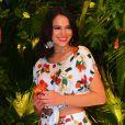 Bruna Marquezine participou da gravação do 'Caldeirão de Ouro', nos Estúdios Globo, no Rio