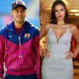 Neymar planeja passar o réveillon com Bruna Marquezine no seu condomínio em Mangartiba, no Rio de Janeiro