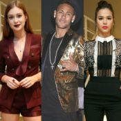 Neymar teria investido em Marina Ruy Barbosa antes de namorar Bruna Marquezine
