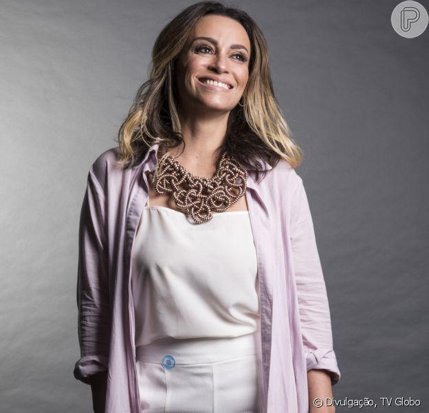 Suzana Pires supera críticas à 'Sol Nascente': 'Um dos 10 mais assistidos na TV', disse ela em live para o Facebook do Purepeople nesta sexta-feira, 23 de dezembro de 2016