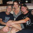 Suzana Pires elogia família que Leticia Spiller e Marcello Novaes criaram
