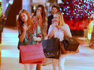 Marina Ruy Barbosa brinca com paparazzo em tarde de compras com a mãe. Fotos!