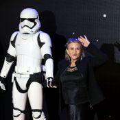 Carrie Fisher, princesa Leia na trilogia 'Star Wars', tem ataque cardíaco em voo