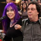 Baby do Brasil e Walter Casagrande estão namorando há 4 meses: 'Coisa séria'