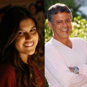 Giulia Costa lamenta ausência do pai, Marcos Paulo: 'Saudade esmaga o coração'