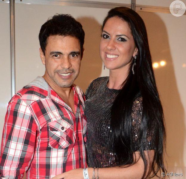Graciele Lacerda diz que Zezé Di Camargo não traiu Zilu com ela: 'Não foi pelas costas'