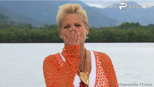 A TV Globo exibiu o último 'TV Xuxa' neste sábado, 25 de janeiro de 2014, com um programa gravado em Angra dos Reis