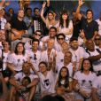 A TV Globo exibiu o último 'TV Xuxa' neste sábado, 25 de janeiro de 2014, com um programa gravado em Angra dos Reis. Tatá Werneck, Susana Pires, Luís Miranda, Alexandra Richter, Simone Soares e Victor & Leo participaram da gravação