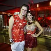 Monique Alfradique está solteira; namoro com o ator Gil Coelho chegou ao fim
