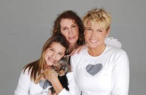 Mãe de Xuxa segue internada no CTI, mas apresenta melhora. 'Está desperta'