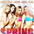 O filme 'Spring Breakers' estreia no mês de março nos Estados Unidos