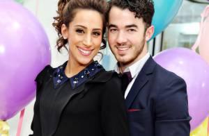 Nasce Alena Rose, filha de Kevin, do Jonas Brothers: 'Tão apaixonado por ela'