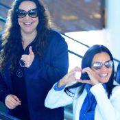 Leticia Lima ganha apoio de fãs após assumir namoro com Ana Carolina: 'Coragem'