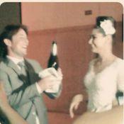 Fernanda Machado se casa com americano em cerimônia discreta no Paraná