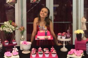 Larissa Manoela faz festa para comemorar 8 milhões de seguidores    Felicidade  81ce3a2126