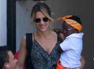 Giovanna Ewbank revela gosto musical de Títi: 'Dança até o chão com Karol Conka'