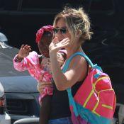 Tití, filha de Giovanna Ewbank e Gagliasso, posa com cães da família: 'Princesa'