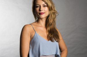 Paolla Oliveira avalia treino para novela: 'Músculos que nem imaginava'. Vídeo!
