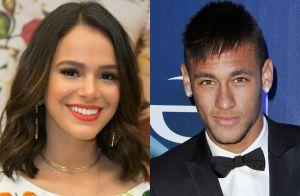 Neymar planeja noivado discreto com a namorada, Bruna Marquezine, diz colunista