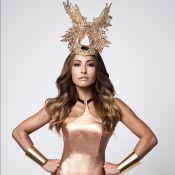 Sabrina Sato lamenta ausência de Duda Nagle no Carnaval: 'Viagem marcada'