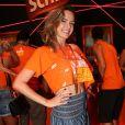 Ex-BBB Ana Paula Renault marcou presença no Festival Planeta Atlântida, no Rio Grande do Sul