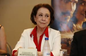 Fernanda Montenegro critica demora de beijo gay na TV: 'Já devia ter acontecido'