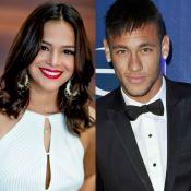 Bruna Marquezine se declara para Neymar em foto: 'Meu amor mais lindo'