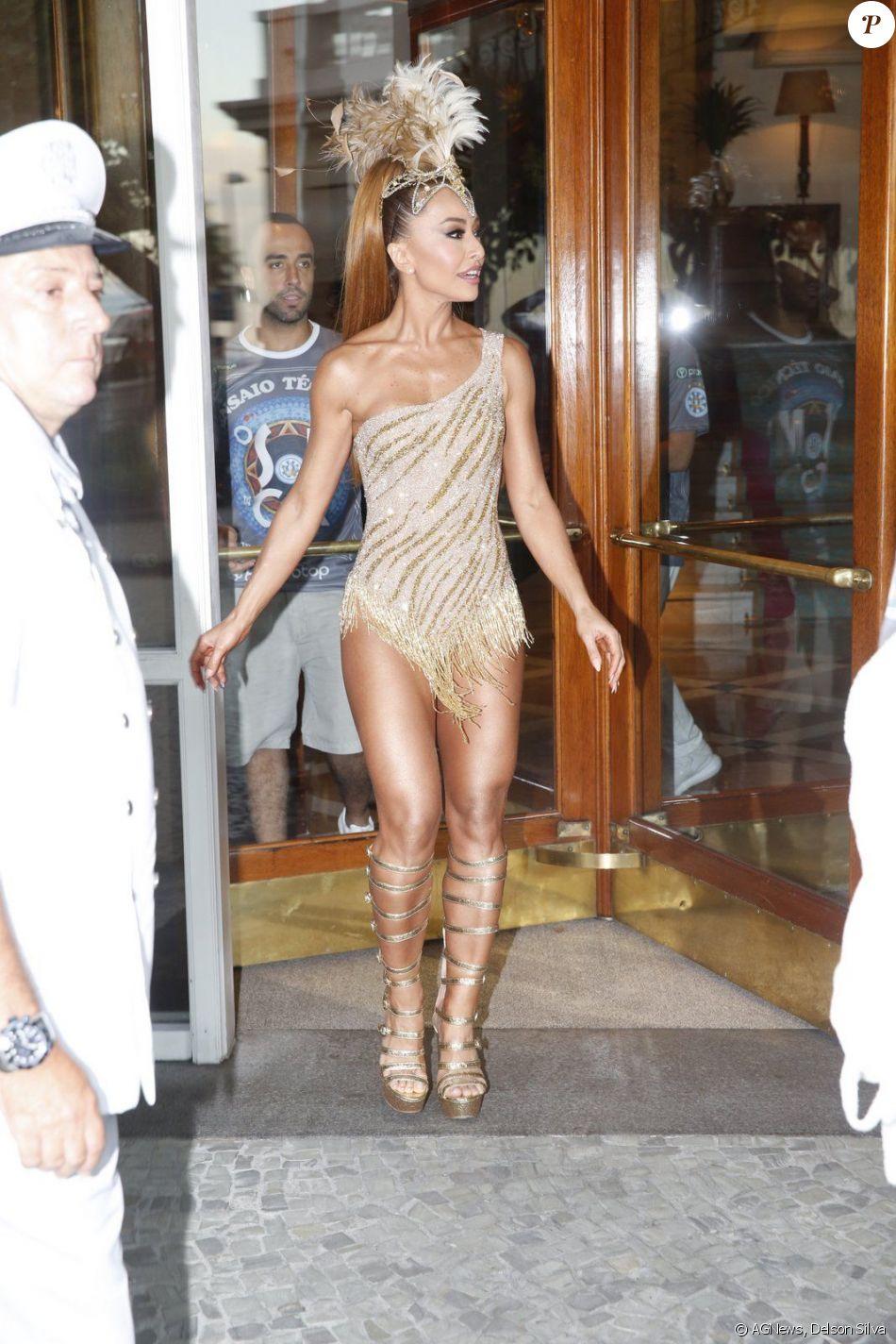 a030b5d0e857a Sabrina Sato se arrumou no hotel Copacabana Palace - Purepeople