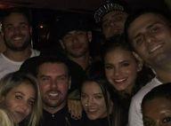 Bruna Marquezine e Neymar posam juntos em festa de aniversário do jogador