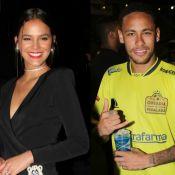 Bruna Marquezine presenteou Neymar com jaqueta Saint Laurent de R$ 6,8 mil