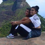 Bailarina do 'Faustão', de 19, pede namorada em casamento: 'Pessoa especial'