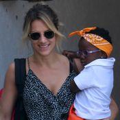 Títi, filha de Giovanna Ewbank, posa cheia de estilo em foto: 'Morrendo de amor'