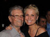 Xuxa, com o pai internado em CTI, pede orações aos fãs: 'Sempre me ajudaram'