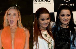 Claudia Leitte faz paródia de Maiara e Maraisa e diverte fãs: 'Melhor versão'
