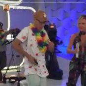 Eliana mostra rebolado ao som de funk 'Essa Novinha é Terrorista' em vídeo