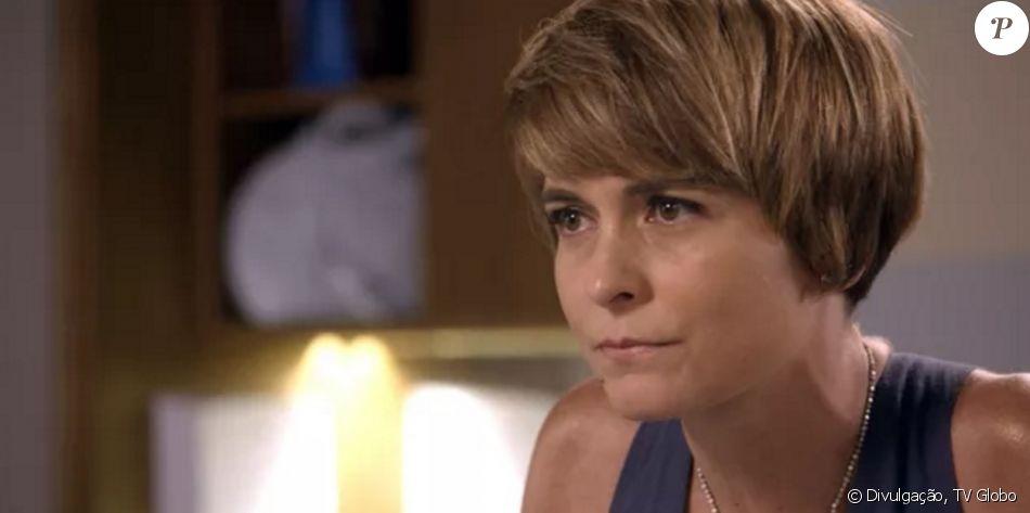 Helô (Claudia Abreu) fica grávida mais uma vez após sofrer aborto, nos próximos capítulos da novela 'A Lei do Amor'