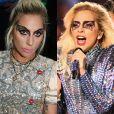 A maquiagem usada por Lady Gaga em sua apresentação no Super Bowl, no último domingo, 5 de fevereiro de 2017, é uma ótima inspiração para o Carnaval!