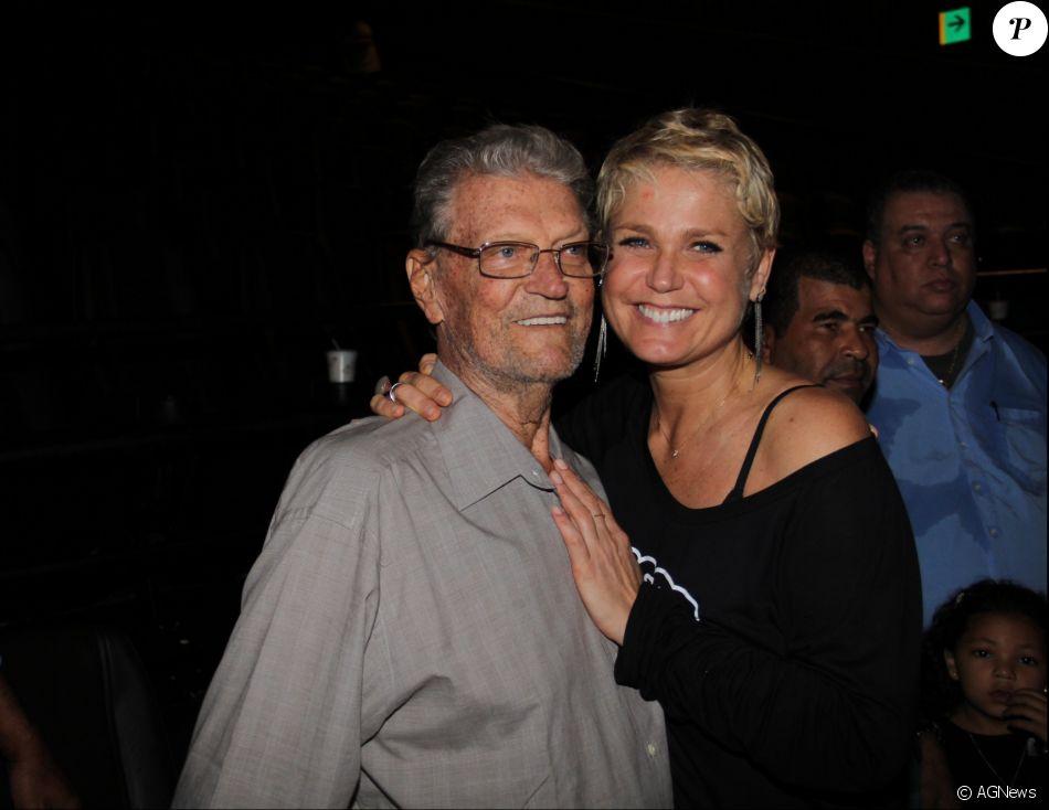 Pai de Xuxa segue no CTI sem previsão de alta, indica boletim médico divulgado nesta quinta-feira, dia 09 de fevereiro de 2017