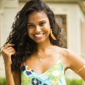 Aline Dias, referência teen entre negras, aconselha: 'Mulher precisa se amar'