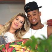 Léo Santana está namorando Lorena Improta, ex-affair de Neymar: 'Oficializamos'