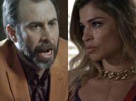 Novela 'A Lei do Amor': Luciane é ameaçada por Hércules após volta de Venturini
