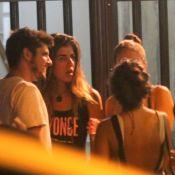 Bruno Gissoni, criticado após fotos em bar sem Yanna Lavigne, explica: 'Amizade'