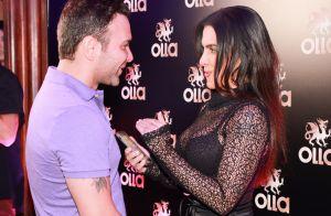 Cleo Pires aposta em espartilho e esbanja sensualidade em festa. Veja fotos!