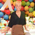 Xuxa disse que o pai, Luiz Floriano, de 85 anos, teve uma pequena melhora