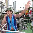 Netinho vai se apresentar no Carnaval de Salvador este ano e comemorou a novidade no 'Vídeo Show'