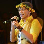Netinho volta ao Carnaval e chora ao relembrar internação: '4 meses sem falar'