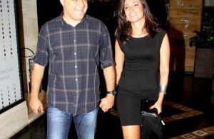 Patrícia Poeta e o marido, Amauri Soares, não se separaram, garante fonte