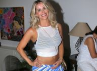 Grávida de 3 meses, Karina Bacchi volta atividades físicas: 'Balé fitness'