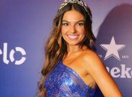 Isis Valverde comemora aniversário de 30 anos no Baile da Vogue: 'Me joguei'